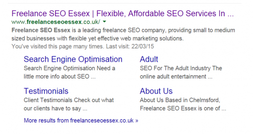 FSE site links
