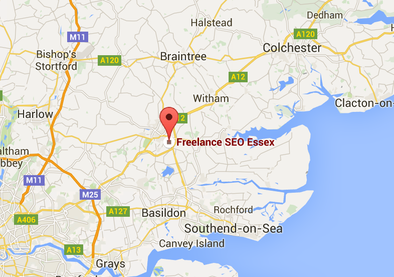 Local SEO in Essex