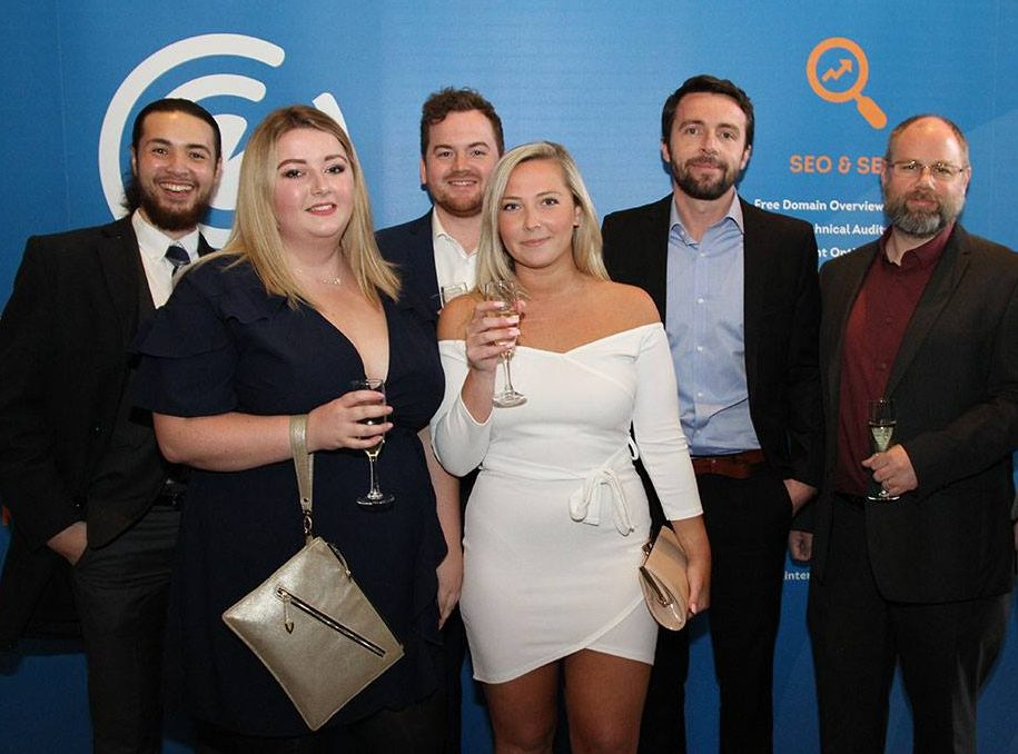Freelance SEO Essex at the EDA18
