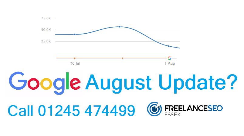 Google August Update