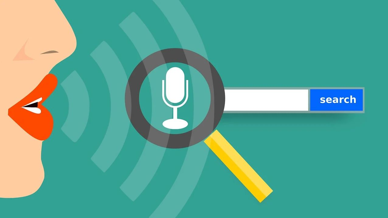 optimising for voice search